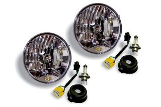 KC HiLites 42302   Sold per pair White Light Output Jeep JK   DOT Street Legal   Headlights