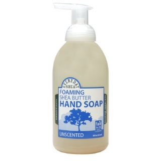Alaffia EveryDay Shea Foaming Shea Butter Hand Soap, Unscented