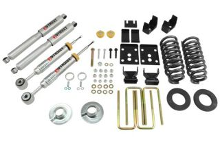 2009 2013 Ford F 150 Lowering Kits   Belltech 976SP   Belltech Lowering Kit