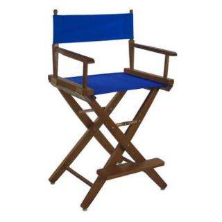 Extra Wide Wooden Frame Premium Directors Chair