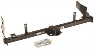 Hidden Hitch   Class III/IV Receiver Trailer Hitch   Fits 1987 to 2006 Wrangler and Rubicon