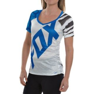 Fox Racing Lynx Cycling Jersey (For Women)