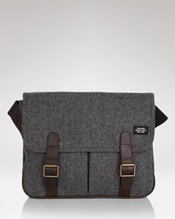Jack Spade Herringbone Saddle Messenger Bag