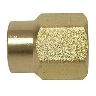 Watts 1/4 in x 1/8 Union Brass Pipe Fitting