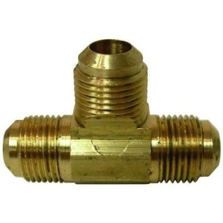 Sioux Chief 3/8 in. Lead Free Brass Flare Tee 975 2010101001