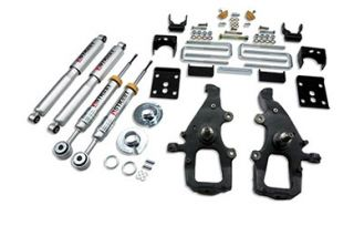 2004 2008 Ford F 150 Lowering Kits   Belltech 911SP   Belltech Lowering Kit