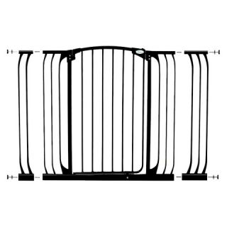 DreamBaby Madison Xtra Tall and Wide Swing Close Gate Combo