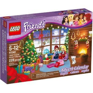 LEGO Friends Advent Calendar   Toys & Games   Blocks & Building Sets