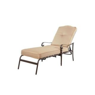 Hampton Bay Eastham Patio Chaise Lounge 754.000.003
