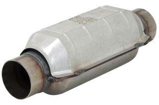 1980 1995 Ford F 150 Catalytic Converters   Flowmaster 3998025   Flowmaster Universal Catalytic Converters   50 State Legal