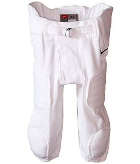Nike Kids Hyperstong Integrated Pants (Big Kids) Team White/Team Black