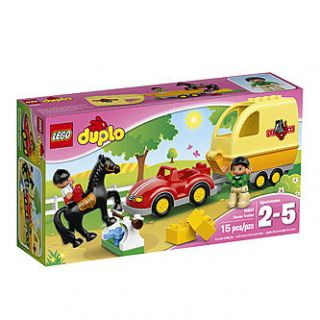 LEGO DUPLO® Horse Trailer #10807   Toys & Games   Blocks & Building