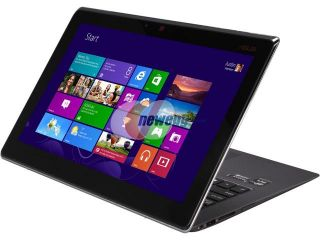 "Open Box ASUS Taichi31 Dual Screen 2in1 Ultrabook   i5 4GB Memory 128GB SSD 13.3"" Touchscreen w/Active Digitizer Windows 8 (Taichi31 NS51T, Rev2)"