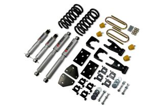 2002 2005 Dodge Ram Lowering Kits   Belltech 811SP   Belltech Lowering Kit