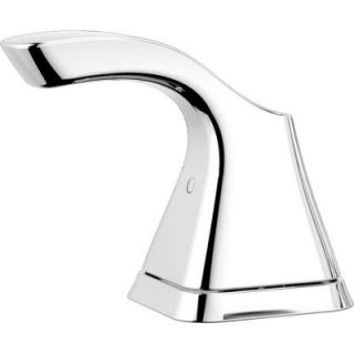 Delta Tesla Single Lever Handle for Tub and Shower Faucets, Chrome H752