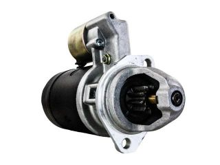 STARTER MOTOR FITS HATZ INDUSTRIAL ENGINE 1D80 1990 91 50353420 50495900 91157144 05726003 0 001 314 047 0001314047 50353420