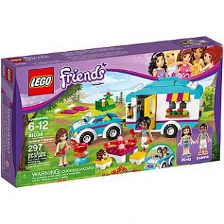 LEGO Friends Summer Caravan   Toys & Games   Blocks & Building Sets