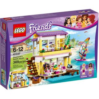 Friends Stephanie's Beach House Set LEGO 41037