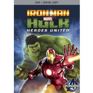 Marvel Iron Man & Hulk   Heroes United (Widescreen)