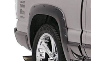 1999 2007 Chevy Silverado Pocket Style Fender Flares   EGR 791524R   EGR Bolt On Look Fender Flares