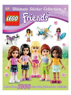 Ultimate Sticker Collection LEGO Friends by Peguin Random House