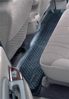 Husky Liners   Husky Liners Classic Style Floor Liners, Rear (Tan) 63773   Fits 2006 to 2010 Ford Explorer