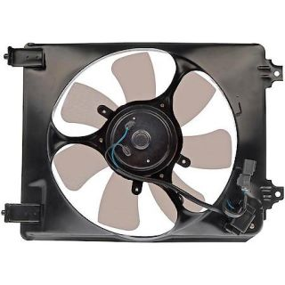 Dorman   OE Solutions Radiator Fan Assembly Without Controller 621 011