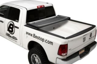 Bestop 16238 01 Tonneau Cover 1 2 Business Days, Clamp On, 20 to 30 minutes