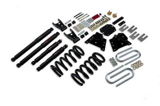 1987 1998 Ford F 250 Lowering Kits   Belltech 942ND   Belltech Lowering Kit