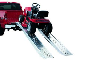 Lund Folding Aluminum Truck Ramps    on Lund Straight & Arched Aluminum Loading Ramps