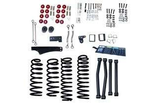 2007 2016 Jeep Wrangler Lift Kits   ORV 18401.6   ORV Complete Jeep Lift Kits