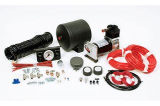 Firestone 2168   Dual Air Command II   Heavy Duty Compressor with On Board Air   Air Suspension Kits