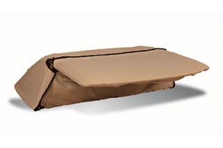 1963 1971 Mercedes Benz SL Class Convertible Covers   Covercraft IC9006TF   Covercraft Tan Flannel Convertible Hardtop Cover