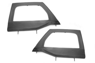 Rugged Ridge Jeep Soft Doors   Rugged Ridge Jeep Wrangler Upper Doors