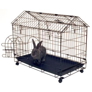 Kennel Aire Bunny House   18846782 The Best