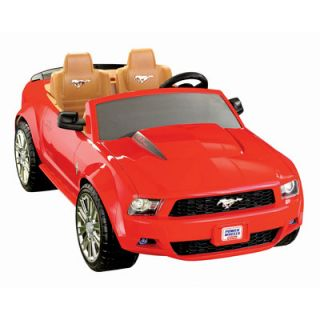Fisher Price Racing Ford Mustang