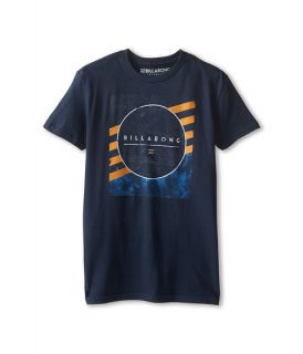 Billabong Kids Dice T Shirt Big Kids Navy, Navy