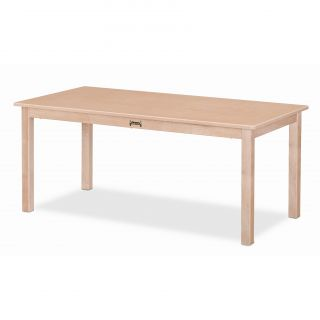 Jonti Craft 22 H x 48 W Rectangular Classroom Table