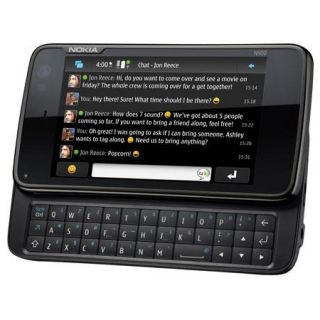 Nokia N900 Phone & Mobile Computer with Full QWERTY Keyboard, 3.5 Display 800 × 480 pixel resolution 002L929
