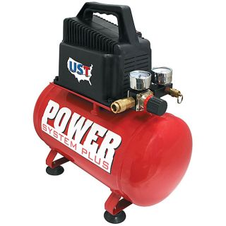 UST 1/3HP 2.6 gallon Tank Air Compressor  ™ Shopping