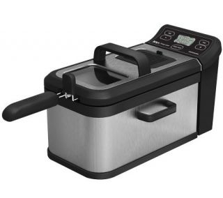 Ninja 3 Liter Deep Fryer   Stainless Steel —