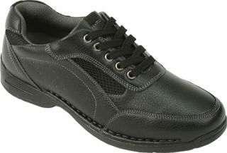 Mens Deer Stags Verge Oxford   Black
