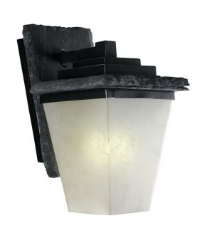 Kenroy Home 70508SL Pewter Outdoor Wall Light