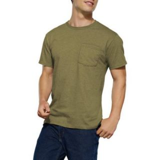 Fruit of the Loom Men's Assorted Pocket T Shirt, 4 Pack
