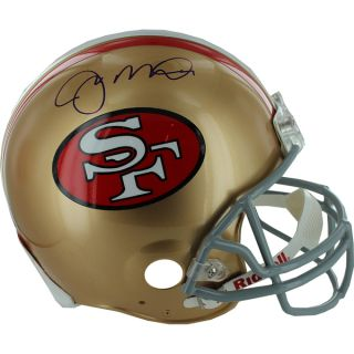 Joe Montana Signed San Francisco 49ers Replica Helmet   18189251