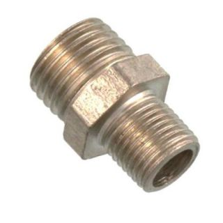 "Airbrush Air Hose 1/8"" BSP Male to 1/4"" BSP Male Fitting Connector Adapter"