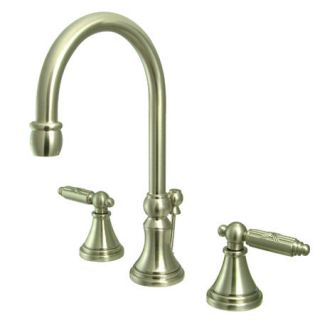 Kingston Brass FS2988GL Satin Nickel Fs298 gl Bathroom Faucet   Build