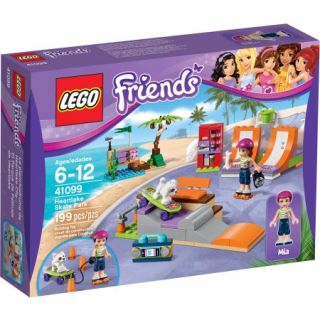 LEGO Friends Heartlake Skate Park, 41099