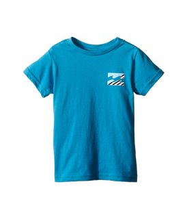 Billabong Kids Monstro T Shirt Toddler Little Kids Bright Blue, Blue