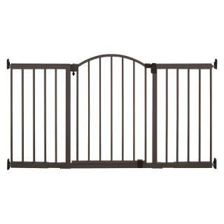 Summer Infant Extra Tall Walk Thru Metal Expansion Safety Gate